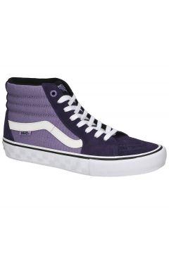 Vans Lizzie Armanto Sk8-Hi Pro Skate Shoes paars(85189087)