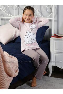 Powder - Crew neck - Multi - Kids Pijamas - Elitol Pijama(110313289)