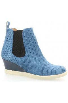 Boots Minka Boots cuir velours(115611043)