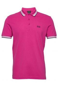 Paddy Polos Short-sleeved Pink BOSS(114468399)