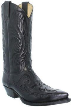 Bottes Sendra boots Santiags homme ref_sen34332-noir(101589318)