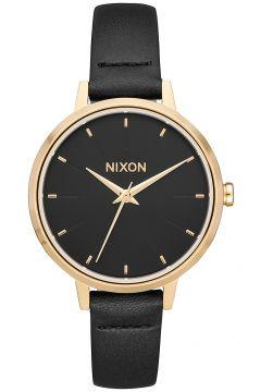 Nixon The Medium Kensington Leather gold/black(97844563)