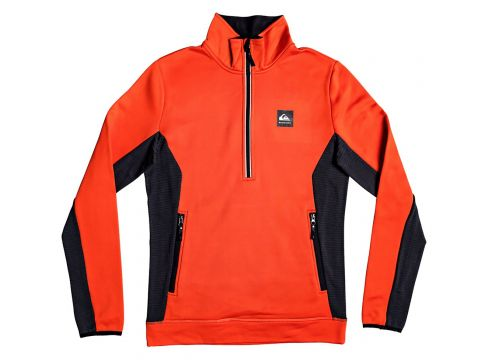 Quiksilver Highline Fleece Jacket rood(109249567)