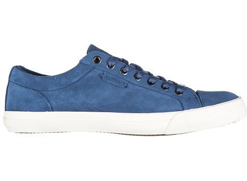 Men's shoes suede trainers sneakers(77302098)