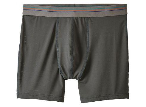 Patagonia Sender Brief 6\'\' Boxershorts grijs(92508437)