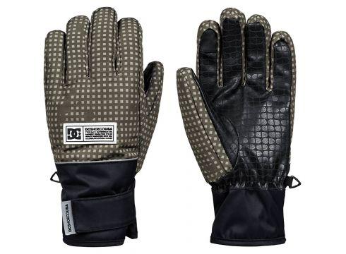 DC Franchise Gloves groen(104308299)