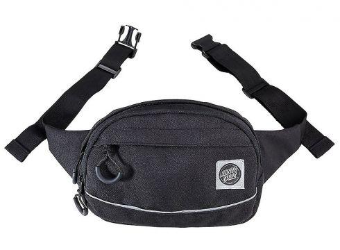 Santa Cruz Pusher Hip Bag zwart(85188888)