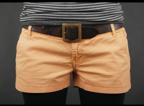 Element Shorts Stemsi Light Orange Gr. 28(77152521)