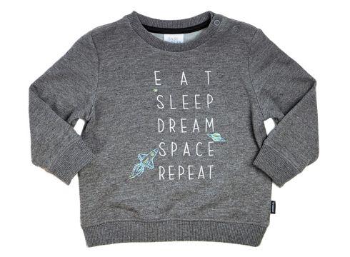 Sweatshirts Pour Bébés Wonder Kids Anthracite(109007257)
