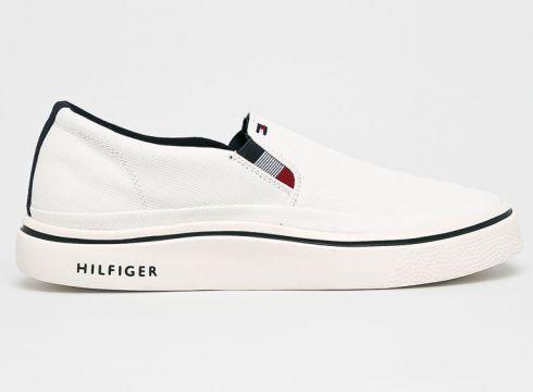 Tommy Hilfiger - Tenisówki Lightweight Slip On Sneaker(92097300)