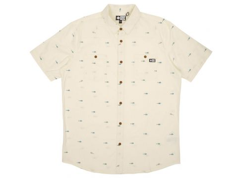 Salty Crew Provisions Shirt wit(116175705)