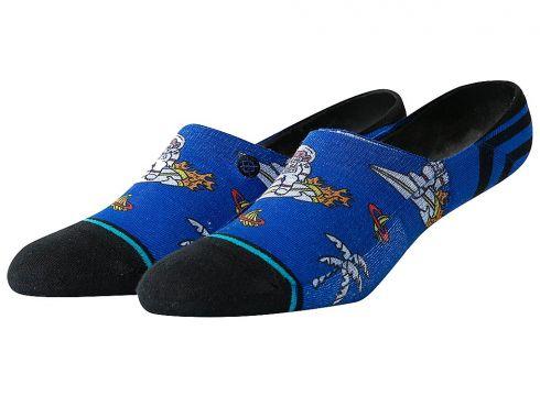 Stance Space Monkey Low Socks blauw(92438587)