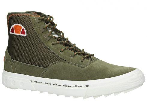 Ellesse Zanica Hi Shoes groen(99178315)