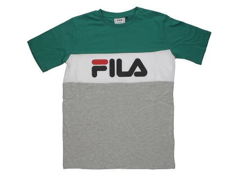 Fila Day Blocked T-Shirt grijs(85193229)