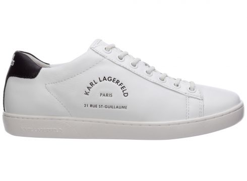 Women's shoes leather trainers sneakers(117428485)