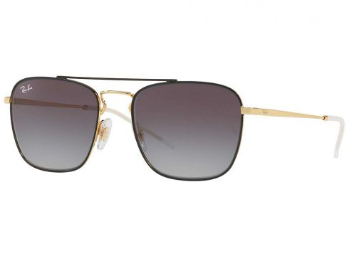 Ray-Ban RB3588 Gold On Top Black geel(85183956)