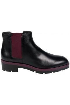 Boots Tod\'s Boots Lena Bordeaux(127852776)