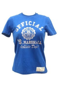 T-shirt Sweet Company T-shirt US Marshall Bleu florida(127979776)