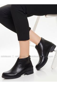Black - Boot - Boots - Ayakkabı Havuzu(110333633)