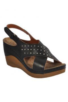 CARLA VERDE 170675 Siyah Kadın Günlük Ayakkabı(114225486)