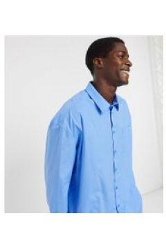 COLLUSION - Camicia a maniche lunghe blu(120273731)