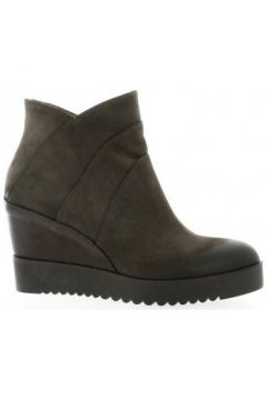 Bottines Donna Più Boots cuir nubuck(127908744)