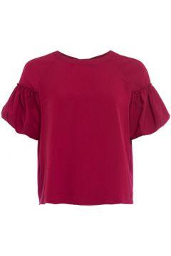 T-shirt French Connection T-shirt uni manches courtes(115485117)