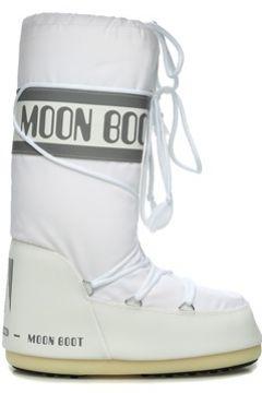 Moon Boot Kadın Classic Beyaz Logolu Kar Botu 35-38 EU(108579510)