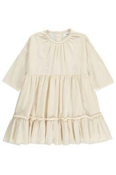 Kleid aus Baumwolle und Kunstseide(113866818)
