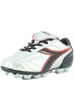 Chaussures de foot enfant Diadora 750 II MID JR SCARPINI ARGENTO(115477158)