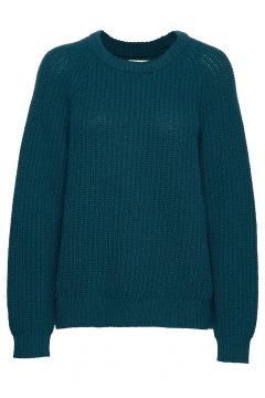 Recycled Favorite Wool Ketty Strickpullover Grün MADS NØRGAARD(95000078)