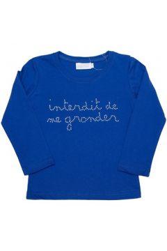 T-shirt enfant Interdit De Me Gronder Strassy(98534145)