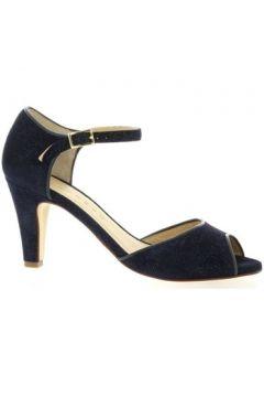 Chaussures escarpins Ambiance Escarpins cuir laminé(98531368)