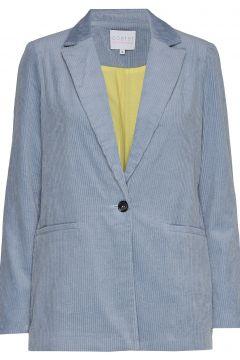 Suit Jacket In Corduroy Blazer Jackett Blau COSTER COPENHAGEN(114151950)