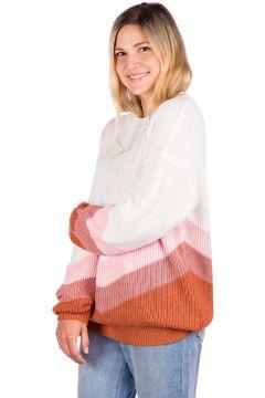 Roxy Open Door Pullover wit(120783201)