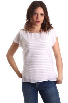 T-shirt Nero Giardini P962470D(115650063)