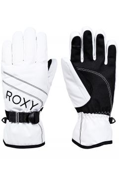 Roxy Jetty Solid Gloves wit(109249856)