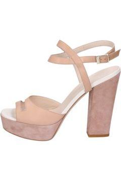 Sandales Lella Baldi sandales beige cuir BT507(115442829)