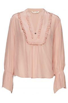 I-Escape Blouse Bluse Langärmlig Pink ODD MOLLY(114155540)