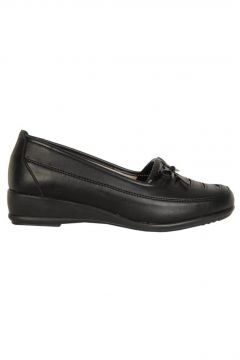 Frida Jel Taban Rahat Günlük Siyah Kadın Ayakkabı(109031718)