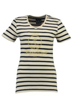 T-shirt Geographical Norway T-shirt Femme Jaffar cassé(115421999)