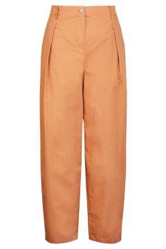 Y.A.S Yasbirch Hose Damen Orange(116599779)