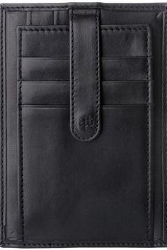 Portefeuille Antica Toscana Porte cartes de crédit en cuir Tuscany - Clemente - Noir(115445841)