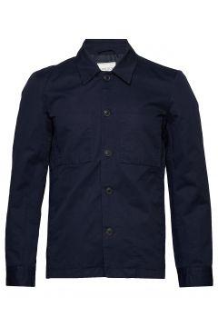 Marseille Linen Jacket Dünne Jacke Blau LES DEUX(114155390)