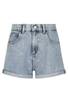 Denim Acid Wash Shorts(111016588)