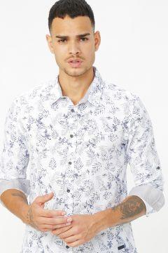 Lee Cooper Miapalmiye Beyaz Gömlek L 945153(118433553)