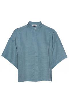 Tammy Shirt Kurzärmliges Hemd Blau FILIPPA K(114559593)