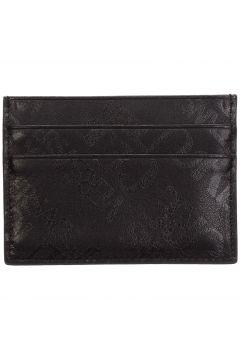 Men's genuine leather credit card case holder wallet(118334701)