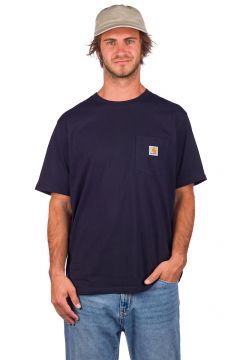 Carhartt WIP Pocket T-Shirt blauw(121711057)