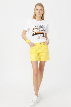 Limon Sarı Şort(113993925)